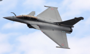 The Rafale A Fighter plane